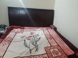 Bed and One Sofa in Good condition
