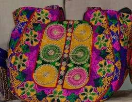 Ladies Purse-Embroidered