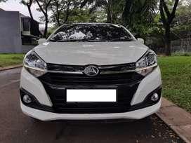 Daihatsu Ayla X 1.2 MT 2017 New Model Sprti Baru Cash102 Jt aja