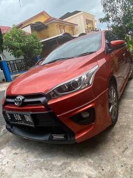 Toyota yaris trd sportivo 2014 matic