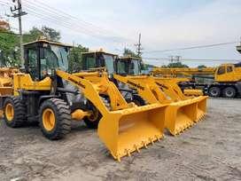 Sonking Wheel Loader Murah 0,8-1,1 m3 Engine Yunnei 76Kw Turbo