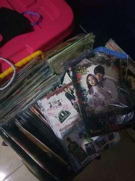 Jual murah berbagai kaset film segara genre drama,action,romance,dll