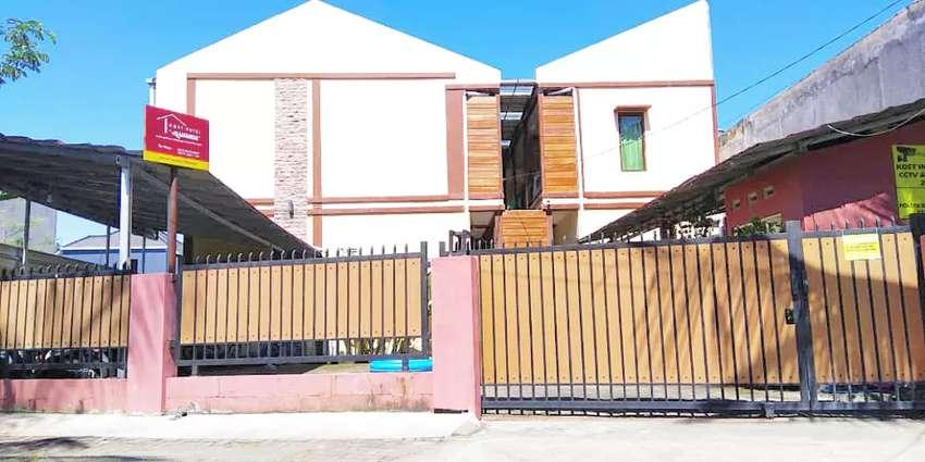 Rumah kost eklsusif 30 pintu sudah penghuni depan gerbang kampus UMY 0