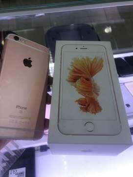 Iphone 6s 64GB Rose Gold istimewa Ex inter ZP/A