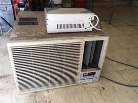 Window AC running order 1.5 ton LG