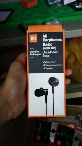 Mi Earphones basic Brand New SEALED PACKED