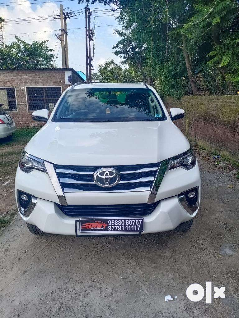 Toyota Fortuner 2.8 4X2 Automatic, 2017, Diesel 0