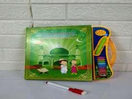 Mainan Edukasi E-book Muslim 3 Bahasa - Ebook pembelajaran
