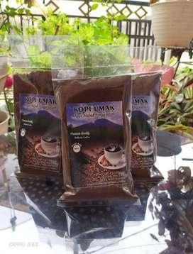 Kopi Robusta Pagaralam SumSel 1 kg - Bubuk / Biji (Umak Coffee)