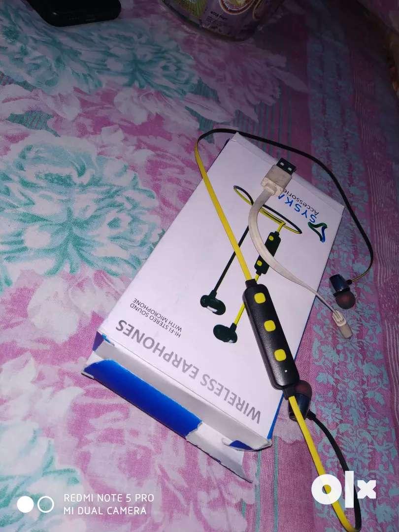 Syska bluetooth headphone 0