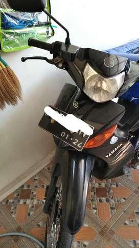 Jual Motor Vega ZR Plat H (Nego Tipis)