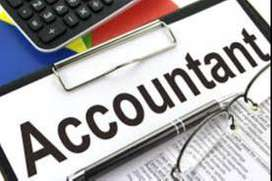 urgent required accountant in office