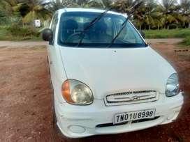 Hyundai Santro, 2002, Petrol
