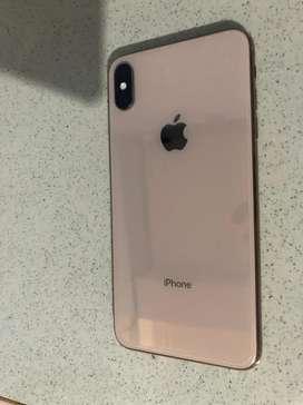 Dijual Iphone XS Max Gold 256gb