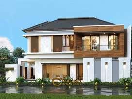 Jasa Arsitek Jakarta Timur Desain Rumah 472.6m2 - Emporio Architect