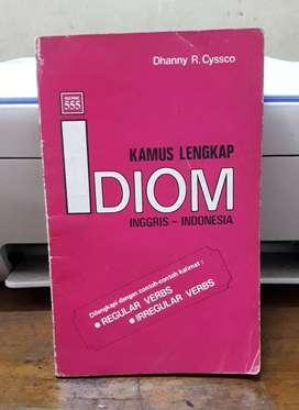 Kamus Lengkap Idiom Inggris - Indonesia