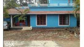 1600 sq.ft 4 BHK posh villa with 4.42 acres Kambalakad,wayanad,Keral
