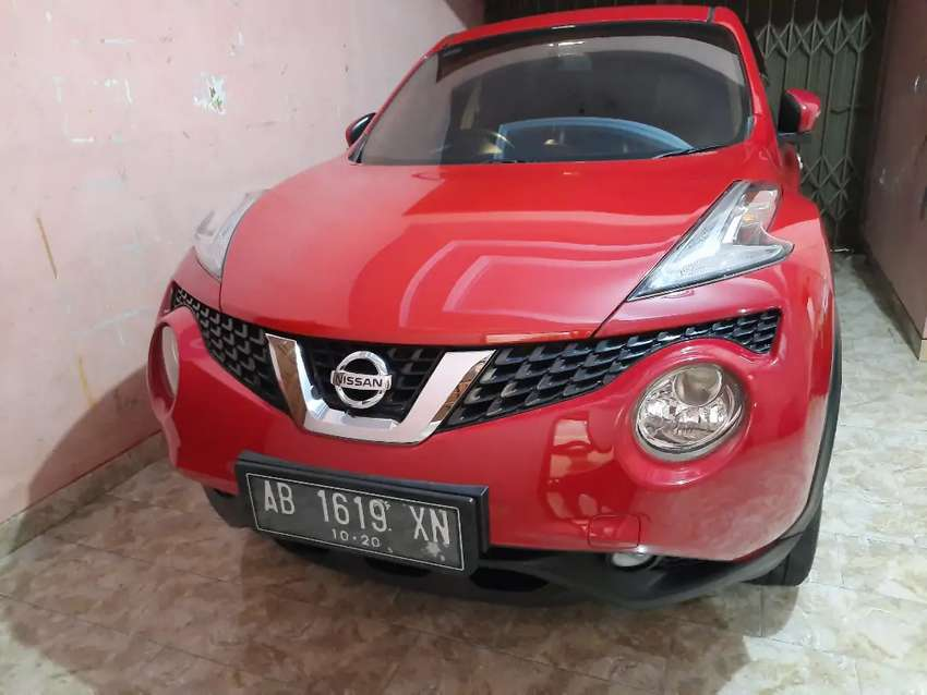 Juke RX RED INTERIOR TH 2015 KM 40RB 0