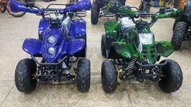 70 cc 2 and 1 front light model of quad atv bike for sell.