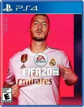 FIFA 20 for PS4 Orignal Brand new