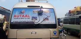 Autal Tours Rent a coaster saloon or a BRV s