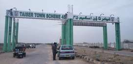 Taiser Town Sector 17 120Yards at Main 100Ft Road On Sale