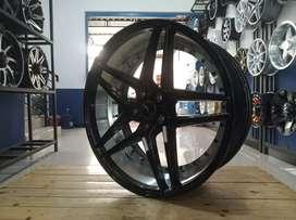 For sale velg HSR TROPICAL ring20 pcd5x114,3 bisa credit/TT