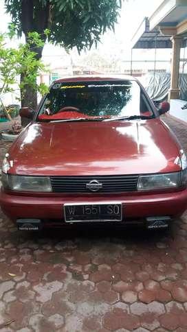 Nissan sanny sentra 1991 milik pribadi pajak baru disuratkan stnk 24