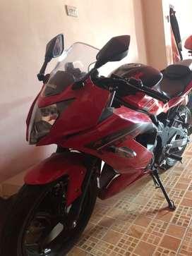 Ninja rr mono 250 cc