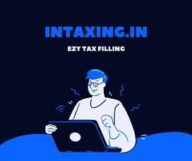 Income Tax Return from ₹299