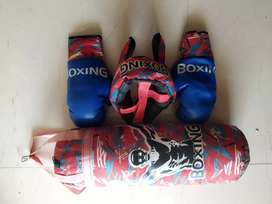 Boxing set for kids