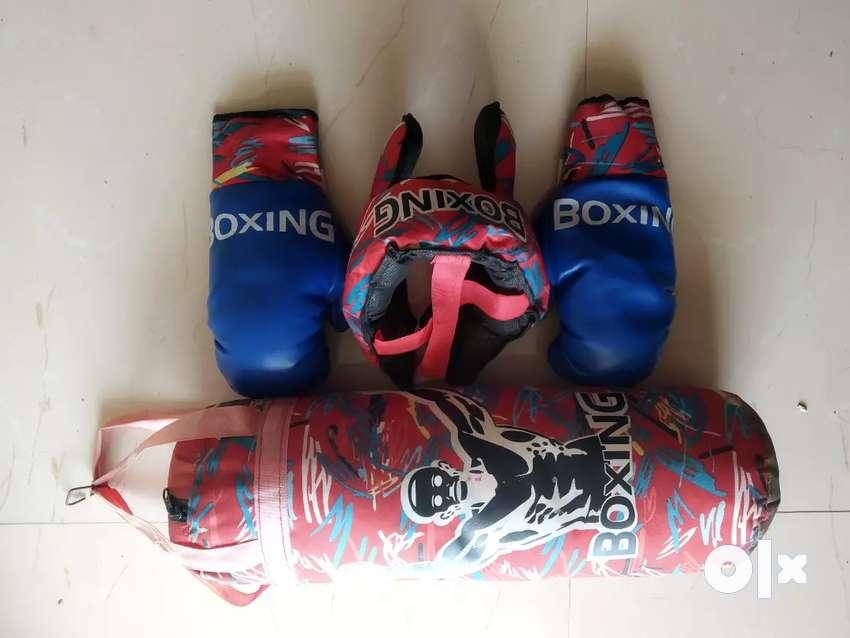 Boxing set for kids