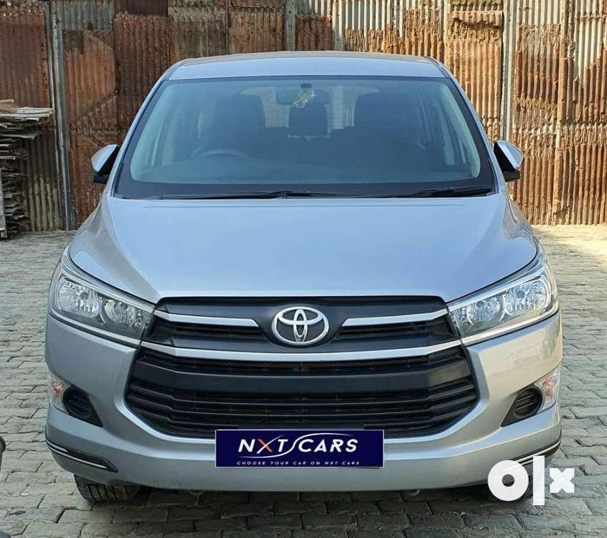 Toyota Innova Crysta 2.4 G MT, 2017, Diesel