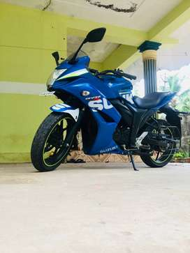 GIXXER SF LIMITED EDITION