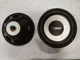 Grosir Subwoofer 12in Dobel coil CARMAN ready stok