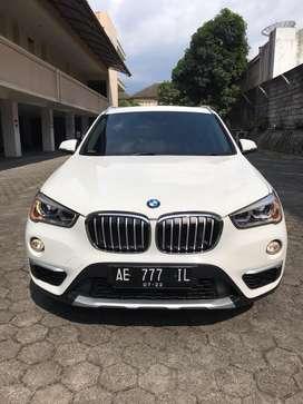 BMW X1 S-Drive18i X-Line 1.5 Twin Turbo 2017 AT