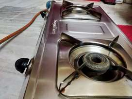 Mu Surya flame is good condition I have another gas flame so I