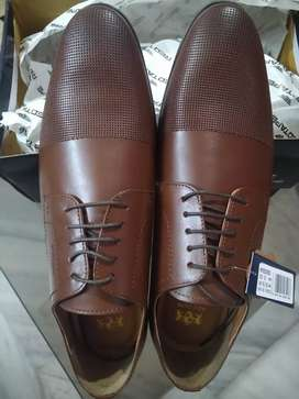 Brand new Red Tape Leather Shoes - Brown 10UK