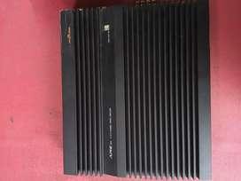 ALPINE 3554 4/3/2 Channel POWER AMPLIFIER