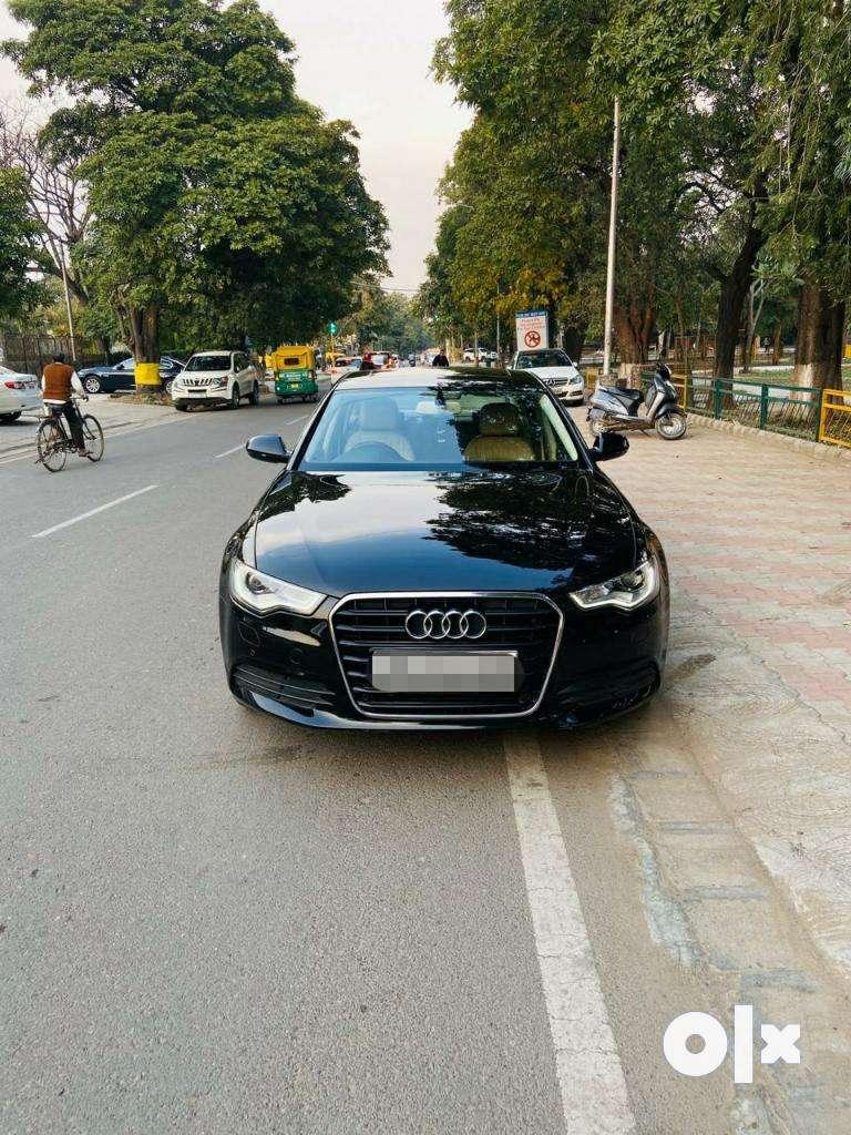 Audi A6 2.0 TDI Premium Plus, 2013, Diesel 0