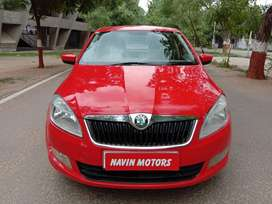 Skoda Rapid Ambition 1.6 MPFI Manual, 2012, Diesel