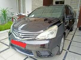 Nissan Grand Livina SV 1.5 matic 2014 superr gress
