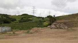 Tanah dibelakang Gudang Bulog pare2, luas 19.577. samping pabrik batu