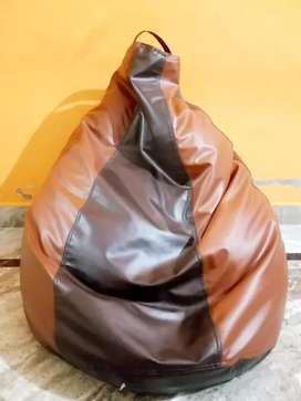 Bag bean with bean