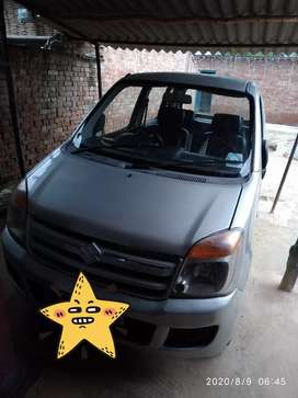 Wagon R 2007 CNG & Hybrids/patrol urgent sell urgent sell for mony