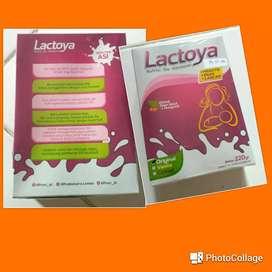 Lactoya Nutrisi Ibu Menyusui.220Gr. Praktis Enak Lancar Asi nya