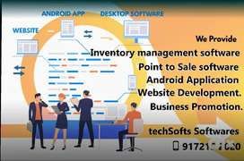WE DEVELOP DESKTOP/ ANDROID/ WEB BASED SOFTWARE 4 YOUR BUSINESS