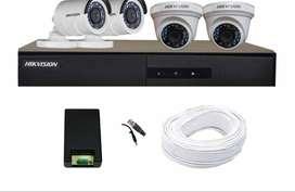 SPOTVISION 8 Channel Power supply,Cp Plus 8 Channal HD DVR 1080p 1Pcs