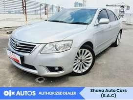 [OLX Autos] Toyota Camry 2007 V 2.4 Bensin Silver #Shava