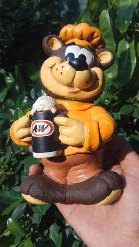A&W coin bank merchandise